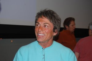 Rita Mae Brown wrote the Foreword to For People, Not for Profit